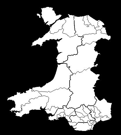 Wales Constituencies 2010 - present