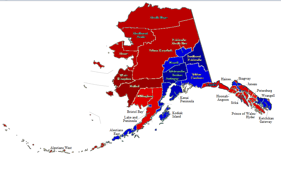 Why Is It So Hard To Find Election Data For Alaska