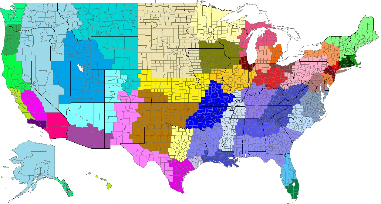 App To Redraw The States And Change The Electoral Map - Us map 50 states equal population