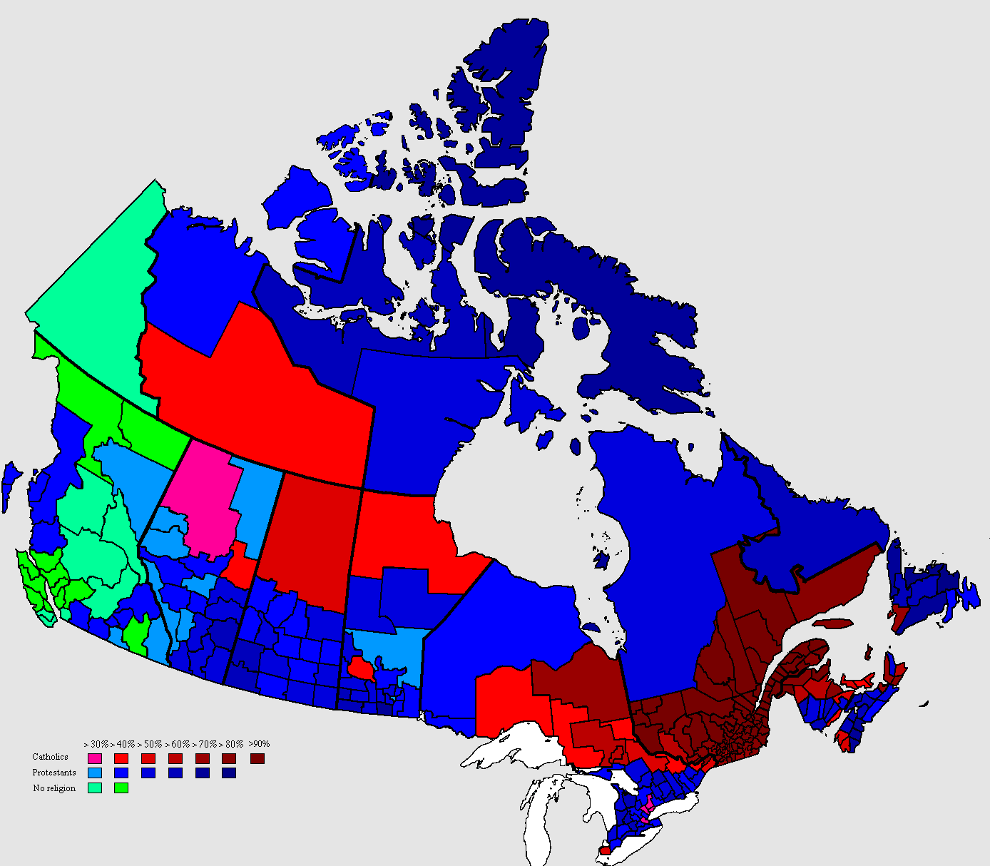 Religions in canada 1388x1214 mapporn religions in canada 1388x1214 gumiabroncs Image collections