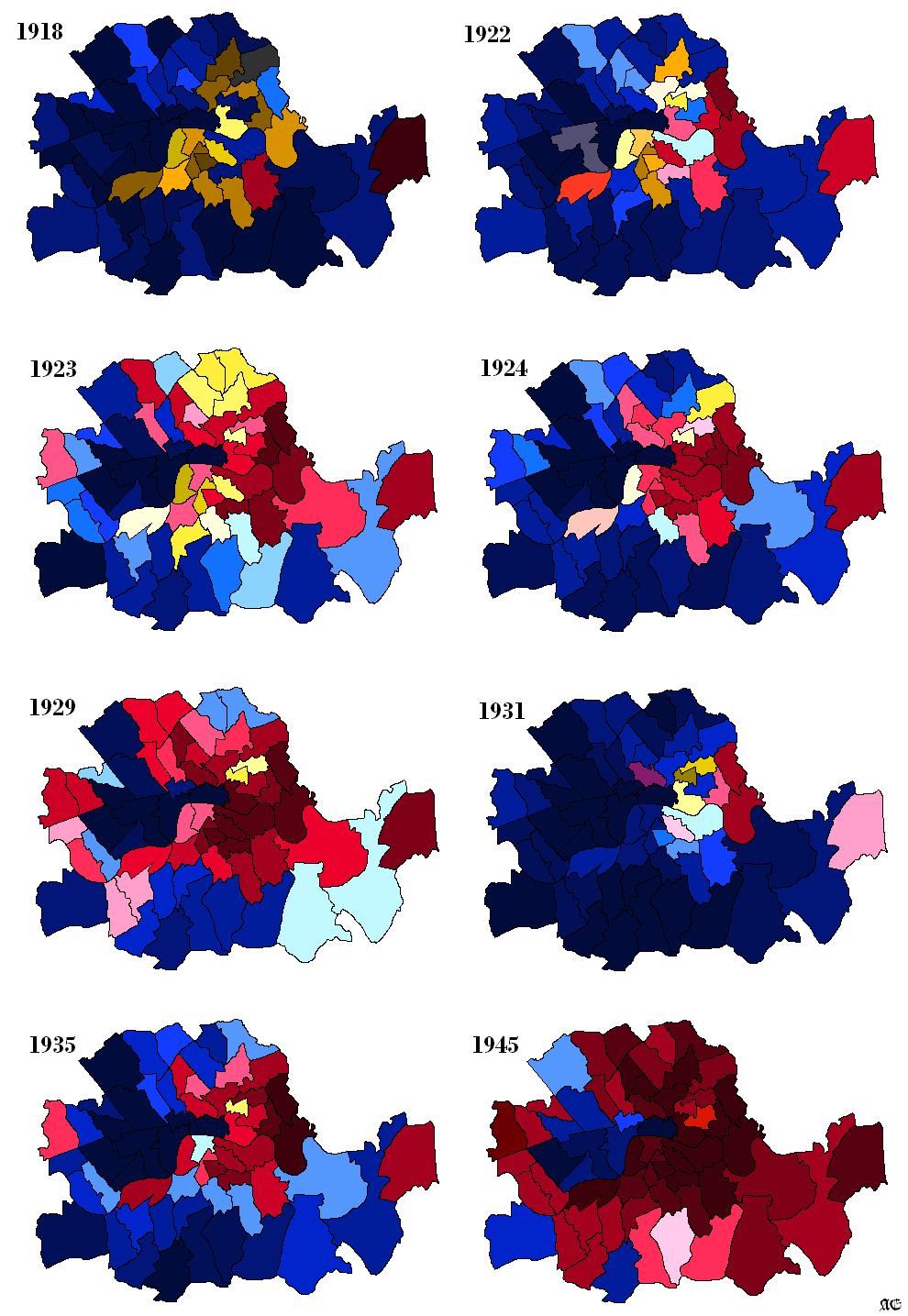 United States gubernatorial elections, 1918