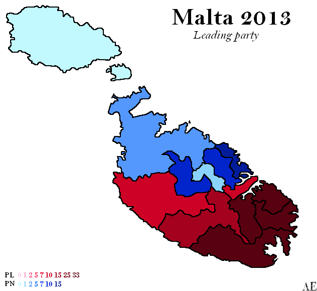 1921 Maltese general election