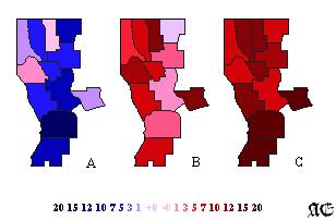 LA-4 Maps